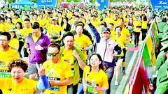明年汉马或跑进大学校园 最有可能途经武汉大学(图)
