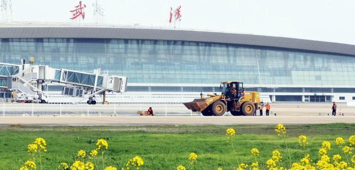 武汉天河机场一跑道启动改造