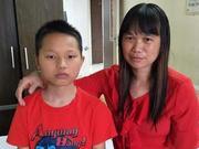 恩施12岁男孩突患重病 杭州医院伸出援手