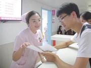 武汉90后美女护士街头救助癫痫患者后默默离开