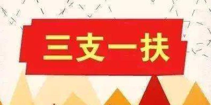 """2019年江西高校毕业生""""三支一扶""""计划招募公告来了"""