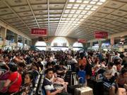 开学季!武汉迎返校客流高峰 将持续至9月10日前后