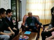华中大93岁院士拿出180万助学 2013年至今共捐600万元
