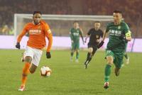 进球被判无效 武汉卓尔新主场首秀0-1憾负北京国安