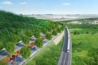 光谷森林大道全线主车道贯通 为军运会提供更便利交通