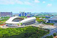 武汉人开始享受军运会福利 赛前城市面貌靓起来了