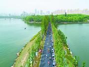 全国两会代表委员点赞东湖绿道 武汉要进一步当好典范