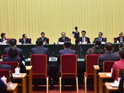 湖北代表团多位代表审议意见被财政部采纳