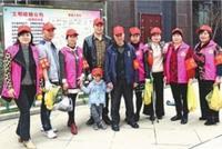 武汉一家三代28人递交申请 都想成为军运会城市志愿者