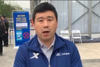 奥运冠军郑李辉为汉马发令 期待军运会让世界爱上武汉