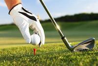 武汉军运会高尔夫项目测试赛开赛