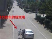 宜昌残疾的哥飞身截停失控车辆 被授予见义勇为称号