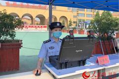 河北:户政民警坐镇考点 帮你现场核验身份