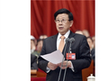 省委书记、省人大常委会主任赵克志主持会议并讲话。记者 孟宇光 赵威摄
