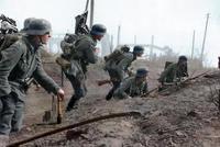 上色旧照还原斯大林格勒保卫战惨烈战场