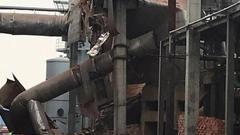 新乐市一化肥厂发生爆炸致6人死亡 伤员无生命危险