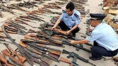 河北已收缴枪支3046支爆炸物品15.7吨 抓获1425人