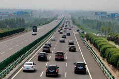 河北将在京哈高速公路(河北段)采取限制交通措施