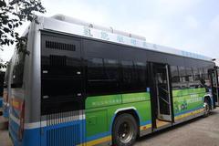 河北张家口大力发展氢燃料电池公交车