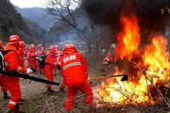 河北省森防办等四部门联合组织开展野外火源专项治理和查处违规用火行为专项行动