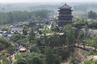 芒砀山旅游区五一节欢乐火爆