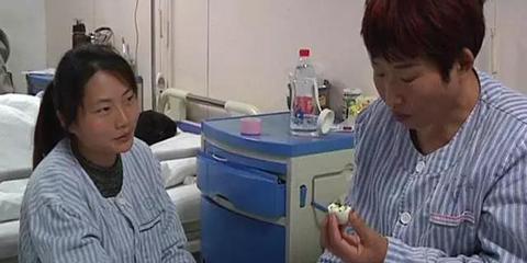 许昌女孩为母捐肝:我为你续命