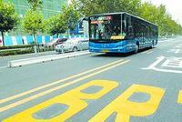 8月25日起 郑州这22条公交专用道开工建设