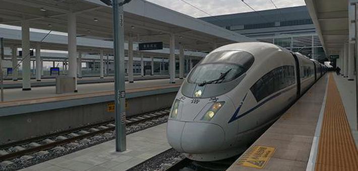 商合杭高铁商合段月底具备开通条件