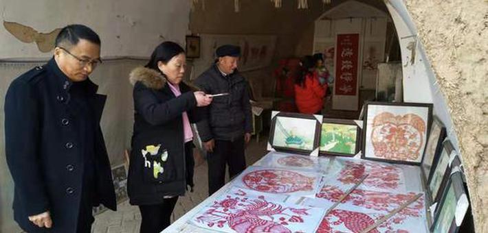陕州剪纸:剪出美好新生活