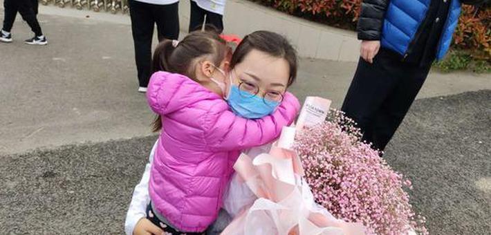 河南首批返豫支援湖北医疗队解除隔离