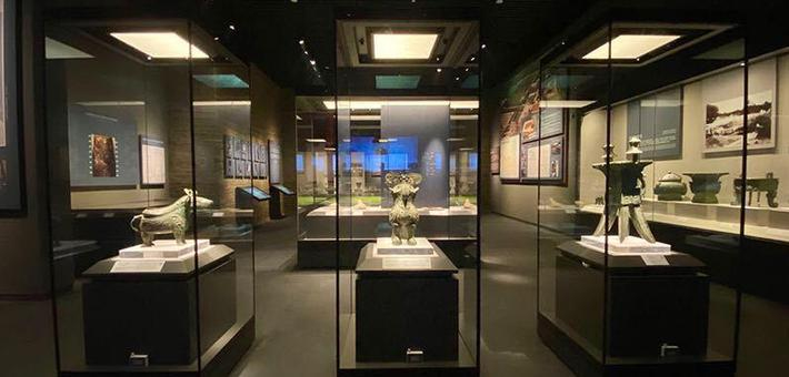 河南博物院主展馆9月24日试开放