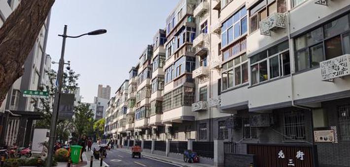 郑州老旧小区改造提升家门口的幸福