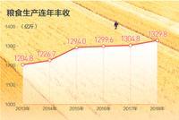 数读河南:粮食产量连年丰收 居民收入不断提高