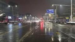 顺畅!郑州市区各重要路段积雪已基本清理