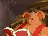 猪八戒的神秘师父究竟是谁
