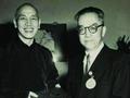蒋介石骂胡适:害民族文化之蟊贼