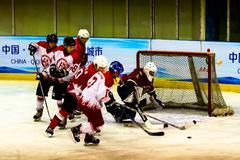 第三届齐齐哈尔冰球节12日启幕