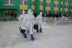 甘南县第一次全员核酸检测全部为阴性