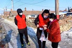 碾子山区退役军人自请奔赴疫情防控一线