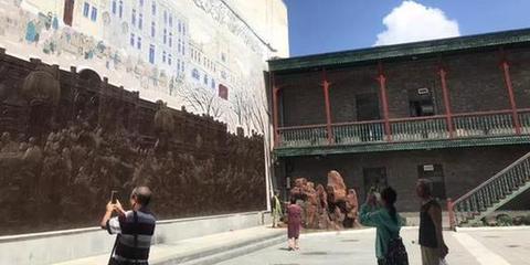 """老道外巴洛克街区又出""""爆款""""景观"""
