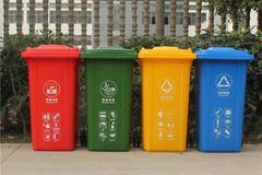 齐齐哈尔中心城区垃圾基本实现分类处理