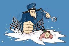 齐齐哈尔警方打掉涉黑涉恶犯罪团伙57个