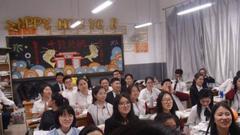 这场考前party看哭了 哈三中夫妻档教师爆红网络