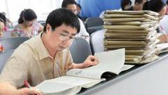 今年龙江高考评卷近68万份 1900人参与考卷三次加密