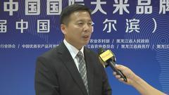 延寿县副县长刘亮:将大米产业作为脱贫攻坚重要突破口
