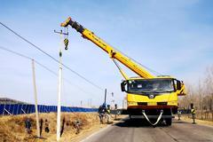 电网升级改造为春耕生产项目建设保驾护航