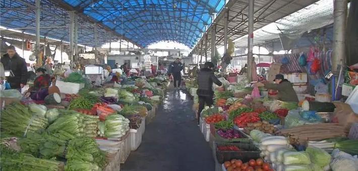 低温天气 常德市城区菜价小幅上涨