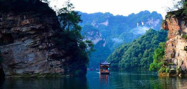 """武陵源区获""""国家生态文明建设示范市县""""称号"""