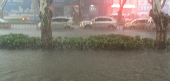 湖南启动暴雨四级应急响应,强对流天气致灾风险高