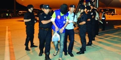 警方揭9·20柬埔寨通讯诈骗案